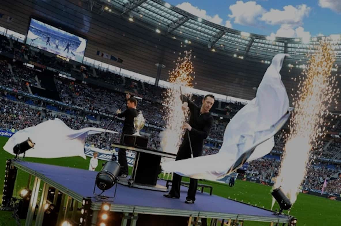 Créez un impact lors de votre événement d'entreprise grâce au spectacle de magie corporate de Laurent Beretta