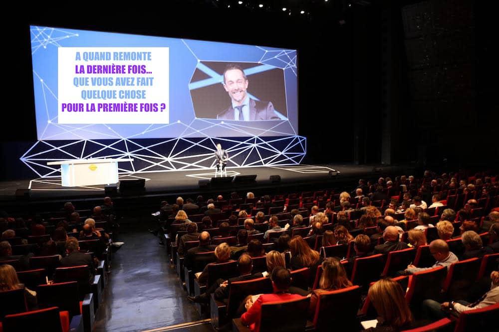 La conférence sur l'expérience client et l'effet wahou de Laurent Beretta