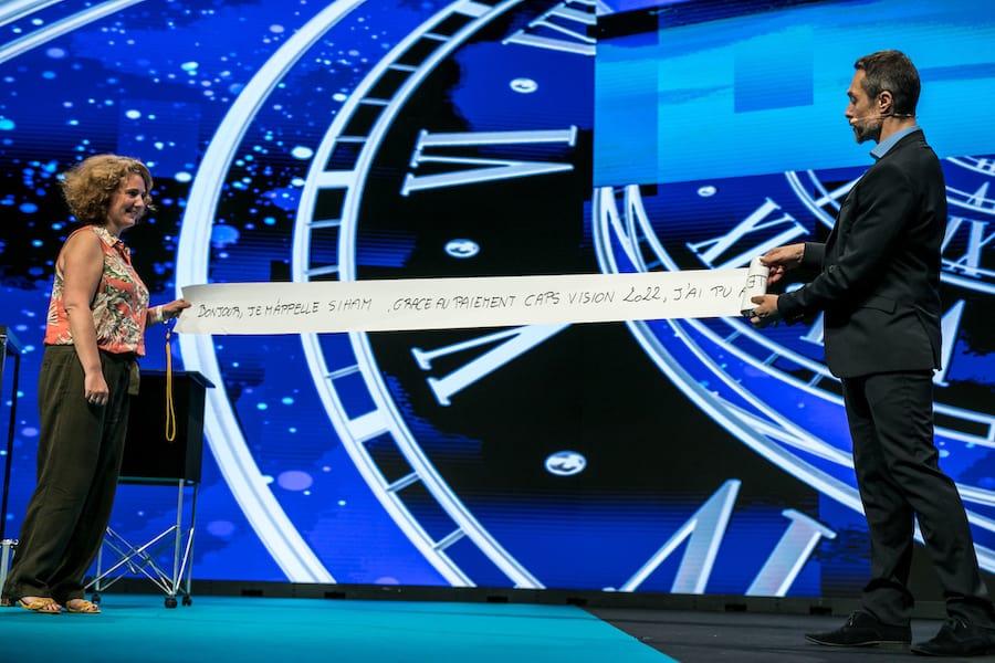 Les spectacles de mentalisme interactif de Laurent Beretta pour passer des messages forts lors de votre événement