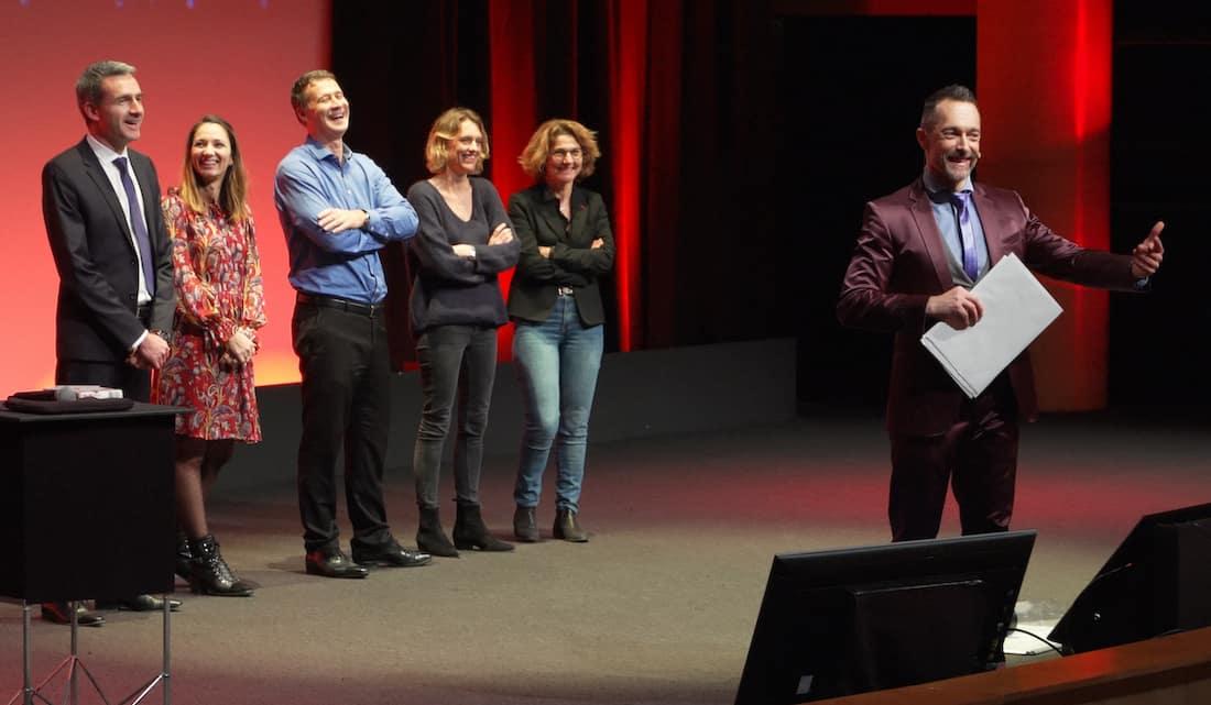 Le show du mentaliste Laurent BERETTA pour les évènements d'entreprise