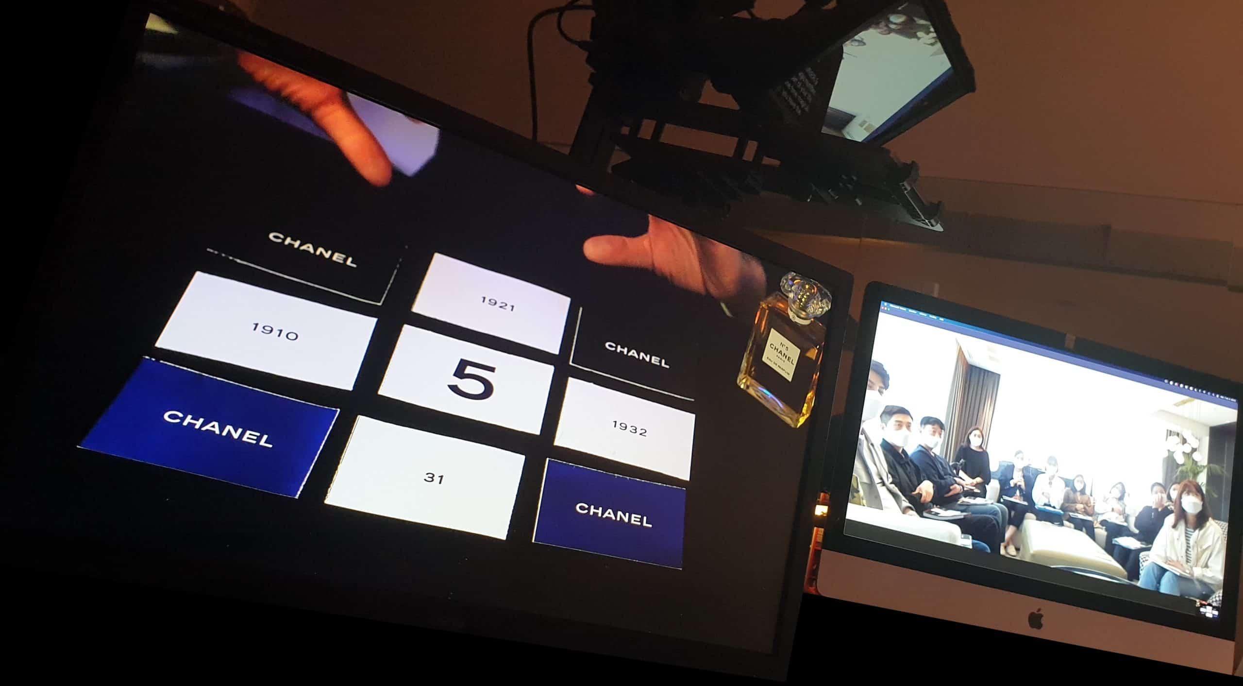 Le show en streaming du mentaliste Laurent BERETTA pour les maisons de luxe