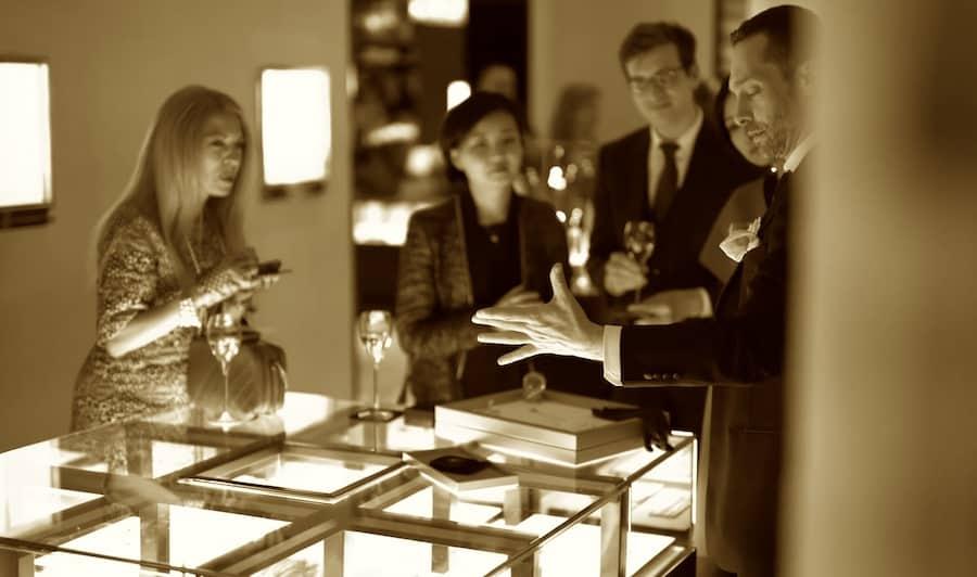 Laurent Beretta illusionniste haut de gamme spécialiste de la haute joaillerie pour les plus grandes marques de luxe